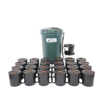 IWS Deep Water Culture Systems - IWS FlexiTank 24 Pot System (Requires 1 x 45L Clay Pebbles) 4