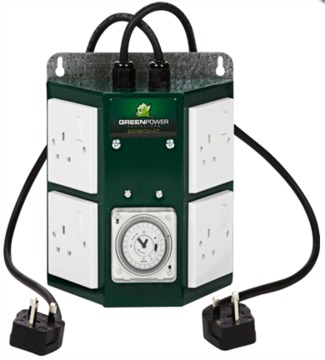 Green Power Professional Contactor/Timer 2