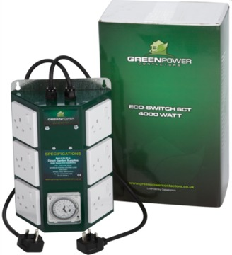 Green Power Professional Contactor/Timer 3