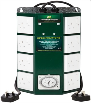 Green Power Professional Contactor/Timer 4