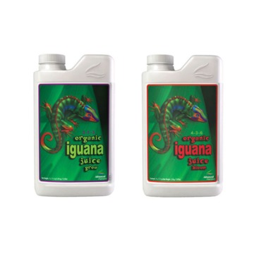 Advanced Nutrients Organic Iguana Juice Bloom 1L 1